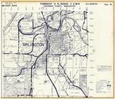 Township 31 N., Range 5 E., Arlington, Snohomish County 1960c